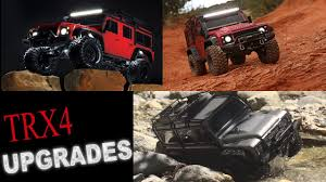 cool jeep accessories traxxas trx4 cool accessories youtube