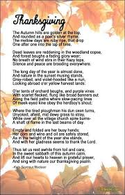 thanksgiving poems 9 collection of inspiring quotes sayings