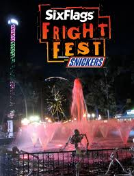Fright Fest Six Flags New England Newsplusnotes Six Flags Great Adventure U0027s Fright Fest Is Back For
