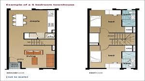 Townhome Floor Plan Designs Kitchen Floor Plan Condo Floor Plan Designs Townhouse Floor Plan