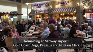 Where Is Midway Airport In Chicago On A Map by Midway Food Court Changes Goodbye Potbelly And Harry Caray U0027s