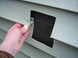 how to install vinyl siding light mounting blocks installing a vinyl siding j block for an outdoor electrical outlet