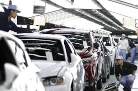 toyota motor corporation japan jump in car exports and low oil prices help japanese economy