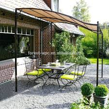 pergola gazebo with adjustable canopy plans kits 6712 interior