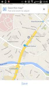Offline Map Google Maps 8 0 Offline Maps Have Better Controls And Expiry Date