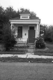 Shotgun House by The A Hays Town Award The Preservation Resource Center