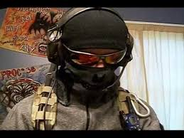 Call Duty Ghosts Halloween Costumes Ghost Mw2 Costume Review