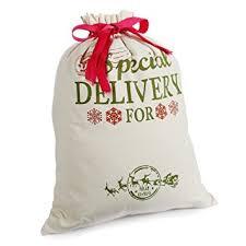 santa sacks personalized santa sacks for christmas gift burlap bags