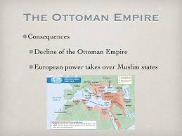 Ottoman Imperialism Imperialism In The Middle East