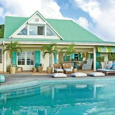 Beach House Layout by Beach House Color Ideas Coastal Living Choosing Exterior Paint