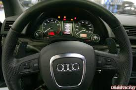 audi a4 paddle shifters racing audi s4 gets a set of agency power paddle