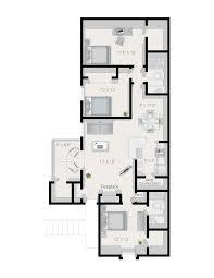 gainesville fl apartment hunters run floorplans