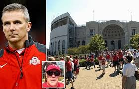 Ohio Travel Set images Ohio state fans set rally for coach urban meyer to prevent him jpg