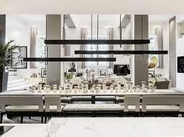 Luxury Waterfront Condominium With Expansive Views Of NYC Skyline - Modern interior design inspiration