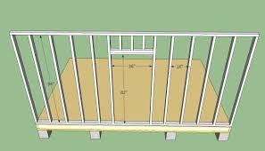 Jayco Finch Floor Plan Storage Shed Building Plans Casagrandenadela Com