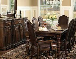 furniture satisfactory popular bernhardt vintage dining table