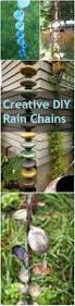 Outdoor Christmas Decorations Rain by 10 Creative Diy Rain Chain Ideas Rain Chains Rain And Chains