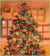 led tree lights home design ideas
