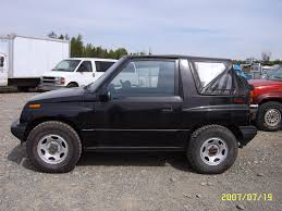 subaru justy lifted 1996 geo tracker information and photos zombiedrive