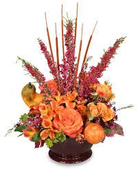4 classic thanksgiving flower arrangements