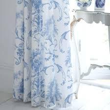 Blue Toile Curtains Blue Toile Curtains Black Gingham Curtains Blue Toile Curtains Uk