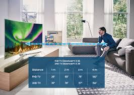 Best Tv Size For Living Room | best living room tv size gopelling net