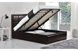 double ottoman beds 4ft6 135cm