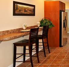 Granite Bar Table Image Result For Add Another Level Of Granite To Breakfast Bar