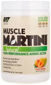 martini mango amazon com gat muscle martini natural bcaa formula high