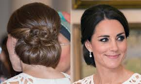 hairstyles new ealand kate middleton s most party perfect updo hairstyles hello canada