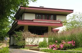15 Elegant Frank Lloyd Wright Prairie Style House Plans  realtoonynet