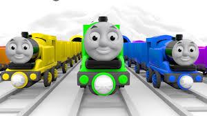 thomas train kids colors learning videos thomas