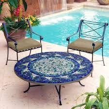 Tile Bistro Table How To Mosaic A Table How To Renovate Your House With Mosaic