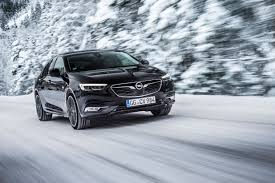 torque vectoring all wheel drive for new opel insignia