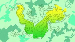 Illinois Congressional District Map by The Mathematics Behind Gerrymandering Quanta Magazine