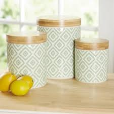 canister sets for kitchen canisters jars joss