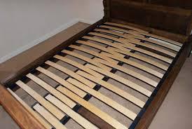 Slatted Bed Frames Adjustable Slatted Bed Base 4 Antique Modern Size