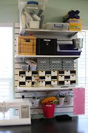 Pictures Of Craft Rooms - craft room tour organizational storage ideas
