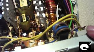 Wiring Diagram Power Supply Also Converter Circuit On How Atx Switching Power Supplies Work Non Pfc Youtube