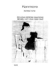kenmore sewing machine 1947 user guide manualsonline com