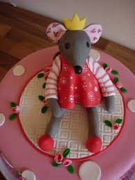 Ikea Birthday Ikea Mouse Birthday Cake For Sterre Cakecentral Com