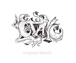 35 best graffiti pencil drawings u0026 sketches for your inspiration