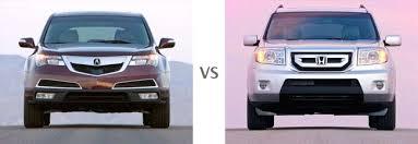 honda pilot size comparison honda pilot vs acura mdx 2018 2019 car release and reviews