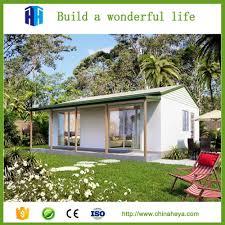 2 bedroom sandwich panel homes modular houses cheap prefab homes