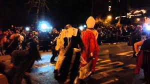 thriller nyc halloween parade 2015 youtube
