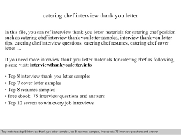 catering chef resume sample chef resumes resume cv cover letter