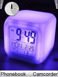 clock themes for android mobile night clock theme for nokia n72 free download