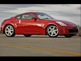 red nissan 350z strong u003enissan 350z wallpapers u003c strong u003e