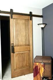 Where To Buy Interior Sliding Barn Doors Interior Glass Barn Doors Barn Door On Track