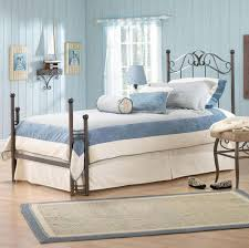 White And Sky Blue Bedroom Blue Bedroom Ideas For Men Cool Lina Ruched Sham White Cotton Sky